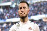 Danh sách cầu thủ Real Madrid mùa giải 2019/2020: Eden Hazard mặc áo số 7