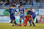 Trực tiếp Quảng Nam 0-0 Bình Dương: Hiệp 1 bắt đầu