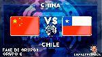 Trực tiếp U22 Chile vs U22 Trung Quốc, 21h ngày 13/6