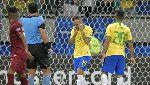 Venezuela giữ sạch lưới tại Copa America nhờ 4 lần... VAR