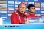 Lương HLV Park Hang-seo sẽ không còn do bầu Đức chi trả