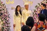 Trung vệ Bùi Tiến Dũng lấy vợ người Bắc Ninh