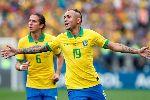 Đội hình dự kiến Brazil vs Paraguay: Everton đá chính?