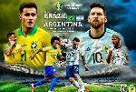 Tiên tri Cass dự đoán Brazil vs Argentina, 7h30 ngày 3/7