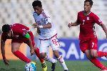 Trực tiếp U16 Bahrain vs U16 Syria, 20h ngày 3/7