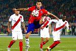 Đội hình ra sân Chile vs Peru: Sanchez, Vidal đá chính, Farfan dự bị