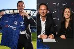 Frank Lampard CHÍNH THỨC trở thành tân HLV Chelsea