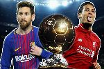 Copa America 2019 khiến Messi nguy cơ mất Quả bóng vàng vào tay Van Dijk