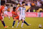 Lịch thi đấu bóng đá hôm nay 6/7: Argentina vs Chile