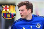 Chuyển nhượng 17/7: Barca săn Victor Lindelof, Arsenal sắp đón Everton Soares