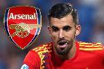 Chuyển nhượng 18/7: Arsenal tiến gần Dani Ceballos, Atletico Madrid tranh giành James Rodriguez với Napoli