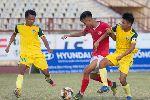 Kết quả Đắk Lắk 0-2 Hồng Lĩnh Hà Tĩnh: Không thể ngăn cản sức mạnh của đội khách