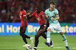 Trực tiếp MU 0-0 Inter Milan (H2): MU giao bóng bắt đầu hiệp 2