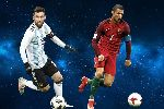 Lionel Messi đánh bại Cristiano Ronaldo trở thành tiền đạo hay nhất thế giới