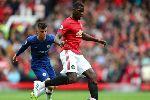 Paul Pogba dẫn đầu danh sách Vua kiến tạo Ngoại hạng Anh sau vòng 1