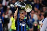 Wesley Sneijder giải nghệ ở tuổi 35