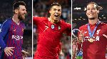 Sao Liverpool cạnh tranh với Messi, Ronaldo ở giải cầu thủ hay nhất Châu Âu 2019