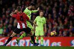 Xem trực tiếp Athletic Bilbao vs Barcelona ở đâu, kênh nào?