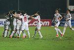 Nữ Việt Nam 4-0 nữ Myanmar: Giành điểm tuyệt đối vào bán kết