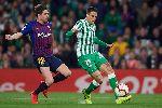 Lịch phát sóng VĐQG Tây Ban Nha vòng 2: Barcelona vs Betis