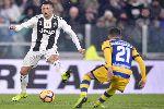 Parma 0-1 Juventus: Khởi đầu chật vật