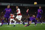 Liverpool vs Arsenal: Tân binh Pepe đối đầu tam tấu Firmino-Salah-Mane