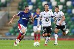 Trực tiếp Qarabag vs Linfield FC: Đảo ngược thế cờ