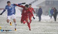 Video U23 Việt Nam 1-2 U23 Uzbekistan, chung kết U23 châu Á