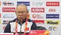 HLV khen cầu thủ đội U23 Việt Nam 'nhỏ nhưng có võ'