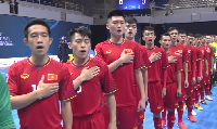 Kết quả Futsal Việt Nam 1-2 Futsal Malaysia: Thảm họa phút chót