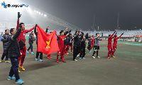 Kết thúc Lễ mừng công tại TP.HCM, U23 Việt Nam hết cảnh 'chạy show'