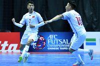 Trực tiếp futsal Việt Nam vs futsal Uzbekistan trên kênh nào?