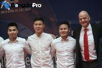 Bầu Hiển thưởng cả đội Hà Nội FC vì thành tích U23 Việt Nam