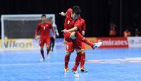 Futsal Việt Nam nhận tin vui tại futsal châu Á dù dừng bước từ tứ kết