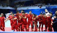 Futsal Việt Nam đứng trước cơ hội lớn để lần thứ hai được dự World Cup