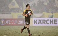 Bùi Tiến Dũng ra mắt AFC Cup 2018 ấn tượng, HLV châu Âu của FLC Thanh Hóa nói gì?