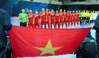 ĐT Futsal Việt Nam cùng bảng với Thái Lan ở AFF Cup 2018