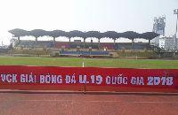 Lịch thi đấu VCK U19 Quốc gia hôm nay 10/3: U19 Thừa Thiên Huế vs U19 Hà Nội