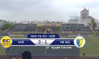 Kết quả U19 Hà Nội vs U19 Huế (FT 1-0): U19 Hà Nội đoạt ngôi nhất bảng, chờ đại chiến bán kết