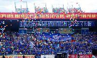 Giá vé sân Cẩm Phả xem trực tiếp Than Quảng Ninh đá V. League 2018