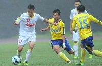 TRỰC TIẾP U19 Hà Nội vs U19 SLNA, 15h00 ngày 13/3, bán kết VCK U19 Quốc gia 2018