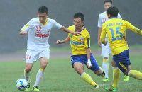 Lịch thi đấu VCK U19 Quốc gia 2018 hôm nay 13/3: Bán kết U19 Hà Nội vs U19 SLNA