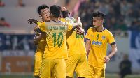 Kết quả FLC Thanh Hóa vs Bali United (bảng G-AFC Cup 2018: Thủ môn Bùi Tiến Dũng giúp Thanh Hóa có điểm