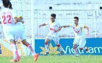 Kết quả U19 Hà Nội vs U19 SLNA (FT 1-1; pen 4-2): Thắng luân lưu cân não, đội bóng thủ đô vào chung kết