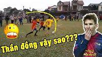 Lê Anh Đức – Thần đồng được mệnh danh 'Messi Hà Tĩnh' là ai?