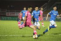 Top ghi bàn – Vua phá lưới V League 2018