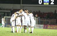 Video bàn thắng Sài Gòn FC vs TP.HCM  (vòng 3 V-League 2018)