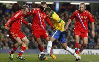 Lịch thi đấu giao hữu tuyển quốc gia ngày 23/3: Nga vs Brazil