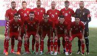 Danh sách U23 cầu thủ Jordan đấu với ĐT Việt Nam - vòng loại Asian Cup 2019