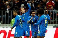 Kết quả bóng đá giao hữu đêm 23/03 và rạng sáng 24/03: Nga 0-3 Brazil
